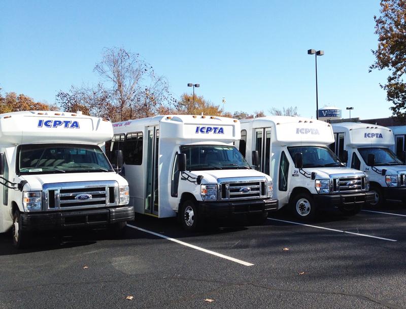 ICPTA can serve YOUR transportation needs!
